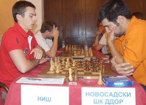 İkinci turda GM Alexander Ipatov ile GM Dragan Solak karşılaştı