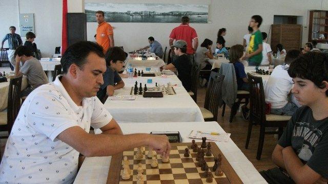 Alp TUNA 2012 İzmir Open