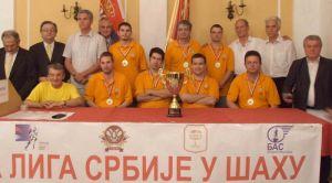 2012 Sırp Ligi Şampiyonu NS DDOR Takımı