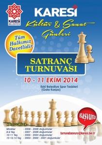 Karesi Satranç Turnuvası